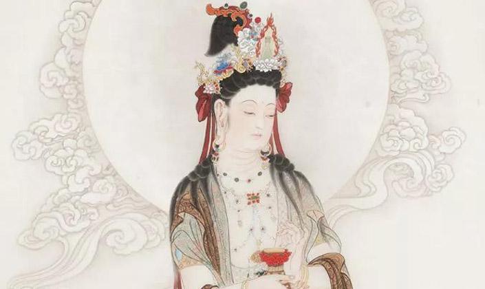 佛教:大势至菩萨的由来