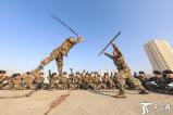 武警新疆總隊開展實戰化訓練