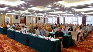 开讲啦!福建佛教中国化首场巡讲活动在龙岩长汀举行