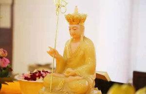 农历七月晦日 地藏王菩萨圣诞