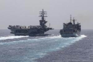 美媒称战时海运能力成美军软肋