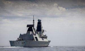 """英媒解读英国驱逐舰事件:第二次""""冷战""""已打响"""