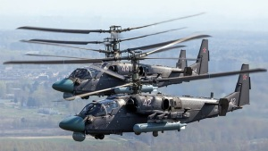 每日军情 浅谈卡-52武直技术特点