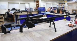 俄研制超远射程狙击步枪 精准击中2.5公里外目标