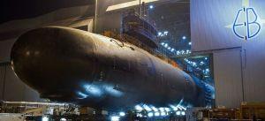 建造美国新一代战略核潜艇工人疫苗接种率仅50%