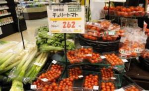 美国一边支持日本核污水入海一边禁止日本食品进入
