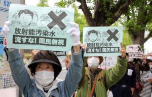 日本前高官吐槽:政府为排废入海可真会混淆视听