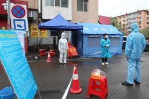 南京:快递、外卖人员一律不得进入小区