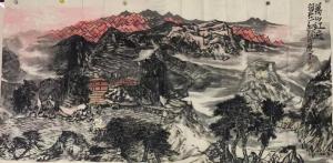 张志民访谈录⑧|与著名书画评论家刘曦林面对面,解读画作背后的故事