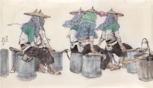 从生活中发现美、表现美——著名画家王磐德谈生活与艺术的关系