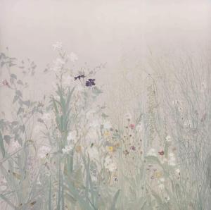 一路芳华——青年画家李恩成笔下的芳草地和对大自然的依恋