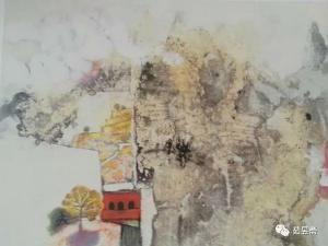 """用水墨""""浪迹山间""""——著名画家岳海波忆写生之路"""