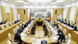 山东省委网络安全和信息化委员会召开会议,深入学习贯彻网络强国重要思想