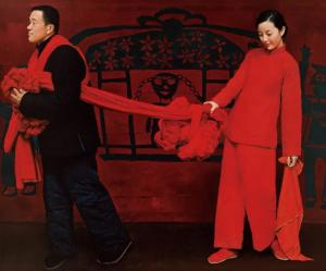 """运用过人的绘画技巧,著名画家王沂东将""""写实主义油画""""推上又一新高峰"""