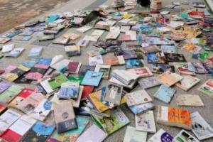 河南暴雨里,图书行业的抢险历程