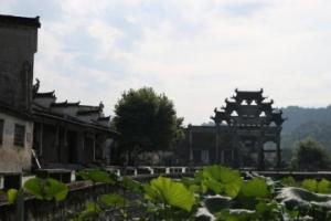 安徽黟县世界遗产地徽派古民居藏了哪些东方之美?
