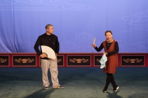 北京京剧院京剧《大宅门》开启全国巡演