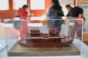 圆明园研究高校联盟成果展举行,10月18日免费开放