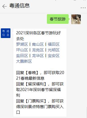 2021年春节期间深圳龙华区游玩好地方:深圳北中心公园、观澜版画村