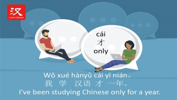 How long have you been studying Chinese? 你学汉语多长时间了?