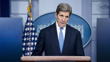 U.S. climate envoy John Kerry visits China for talks on COP26