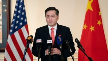 New ambassador of China to U.S.: Door of China-U.S. relations is open, cannot be closed