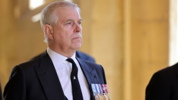 Prince Andrew served with US civil suit, lawyers say