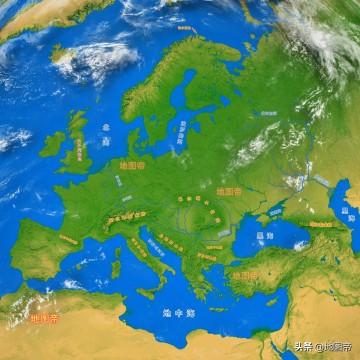 事后诸葛亮,假如西班牙与法国交换土地,会怎么样?
