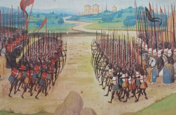 要平民变贵族,学好这种武器很重要!瓜分半个法国佣兵头子的秘诀
