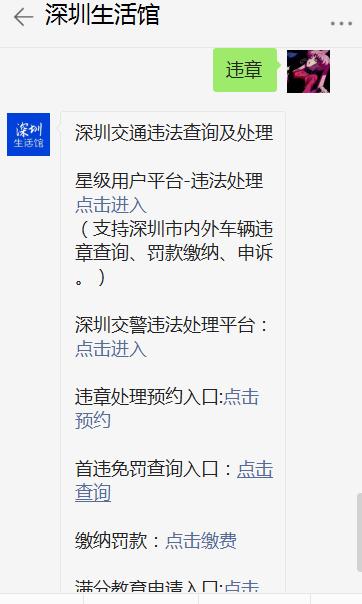 深圳车辆违章没有处理超过多久是不能上路的