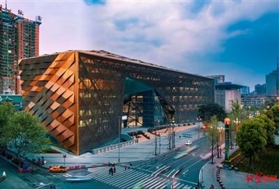 """成都博物馆被评为""""全国最具影响力的十大博物馆"""""""