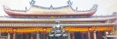 泉州天后宫是祭祀海神妈祖的庙宇。本报记者李韵摄/光明图片