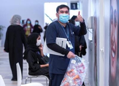 阿联酋:中国新冠疫苗减少住院有效率约为93%
