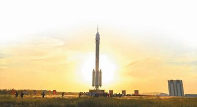 中国航天的重点、热点和亮点