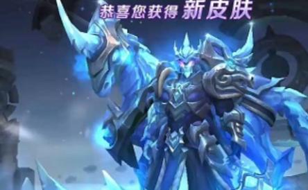 王者荣耀关羽冰封战神返场时间价格介绍