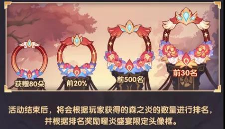 剑与远征曜炎盛宴新春活动玩法奖励一览