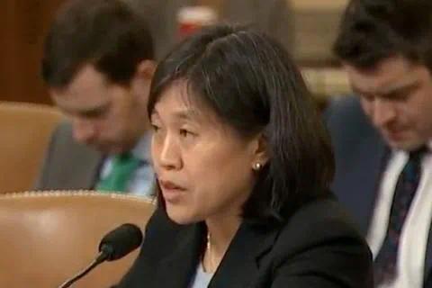 拜登将提名华裔美国人担任美国贸易代表,她曾在中国教英语