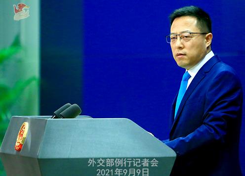 谁将代表中国出席阿新政府就职典礼?外交部回应