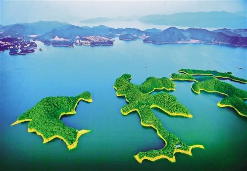 【绿水青山就是金山银山】浙江淳安:以鱼护水 以渔富民