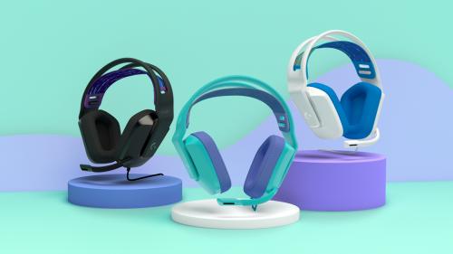 颜值与性能兼具 罗技G335游戏耳机评测