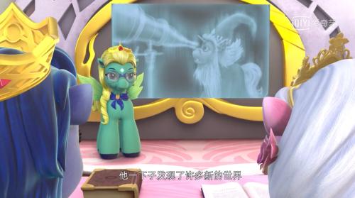 小马菲莉:有被震惊到 小马们竟然来自这些地方?