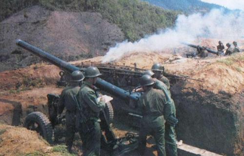 中国对越自卫还击战中誓死不投降的十勇士