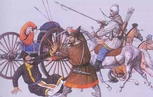 谁说三国争霸只是汉人的戏?仅仅是北方战争就出了这么多异族群演