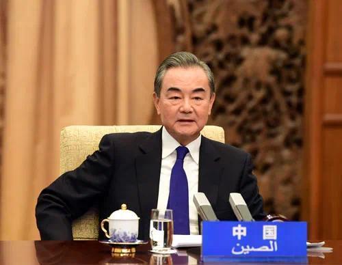 王毅:中印边境事态是非曲直很清楚,突出