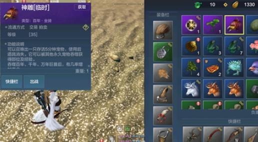 妄想山海神雕捕捉位置介绍
