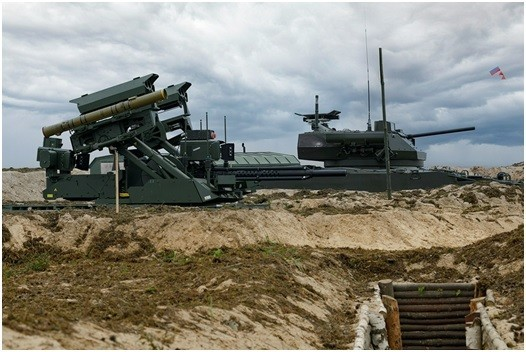 深度解析俄白联合战略演习战斗机器人