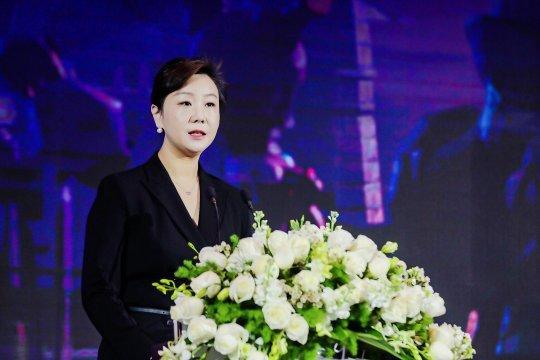 2020年中国游戏产业年会盛趣游戏谢斐:游戏的微光 照亮数字文化产业的未来