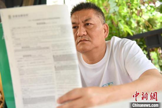 """成都54岁考生冲刺个人第25次全国高考 继续""""锁定""""川大"""