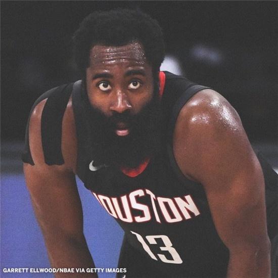 NBA裁定哈登再次违反防疫规定,比赛已经被延期