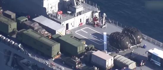 """日自卫队将建""""海上运输部队""""?日媒:或针对钓鱼岛"""
